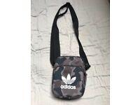 Camo Adidas man bag