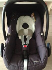 Maxi-cosi Pebble car seat origami black & Familyfix base