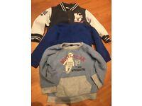 Bundle of boy's clothes 4-5