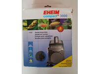 EHEIM Compact+ 3000 Aquarium Pump