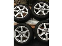 Audi A4 wheels