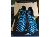Adidas Nemeziz Astro football boots size 8.