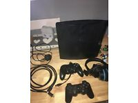 PlayStation 3 17 games plus extras
