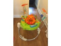 Rainforest Jumparoo for sale, excellent condition. No damage hardly been used.