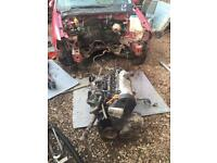 £50 paid for any scrap car, non runner, spares or repairs