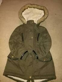 Girls jacket 5-6