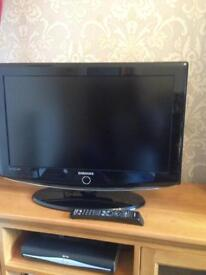 "Samsung 26"" LCD 1080p freeview Tv"