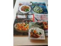 Slimming world recipe books