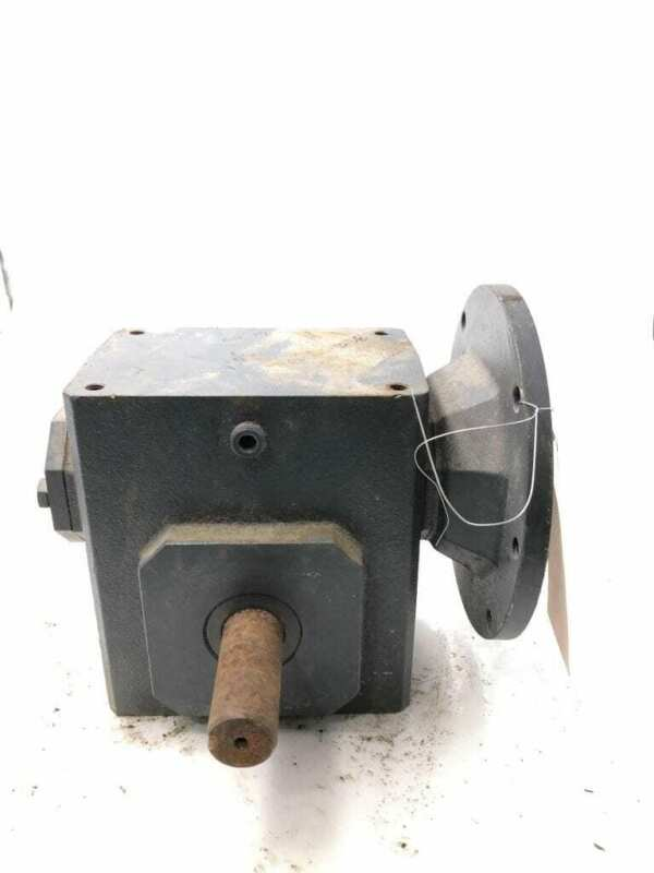 Falk Omnibox 1206WBM2B-30AA Right Angle Worm Gear Speed Reducer 30:1 763In-lbs