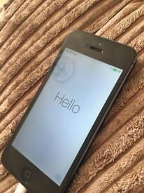 Apppe Iphone 5, 16gb, O2 Fully working