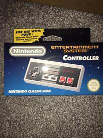NES Mini Classic Official Nintendo Controller NEW