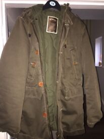 Bowery men's coat. Medium