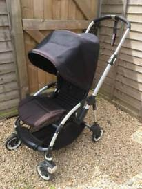 Bugaboo Bee Plus pushchair stroller with extras VGC