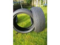 2 x 165 45 16 tyres