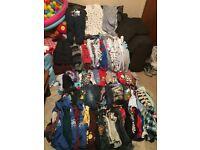 Boys clothes bundle 160+ items
