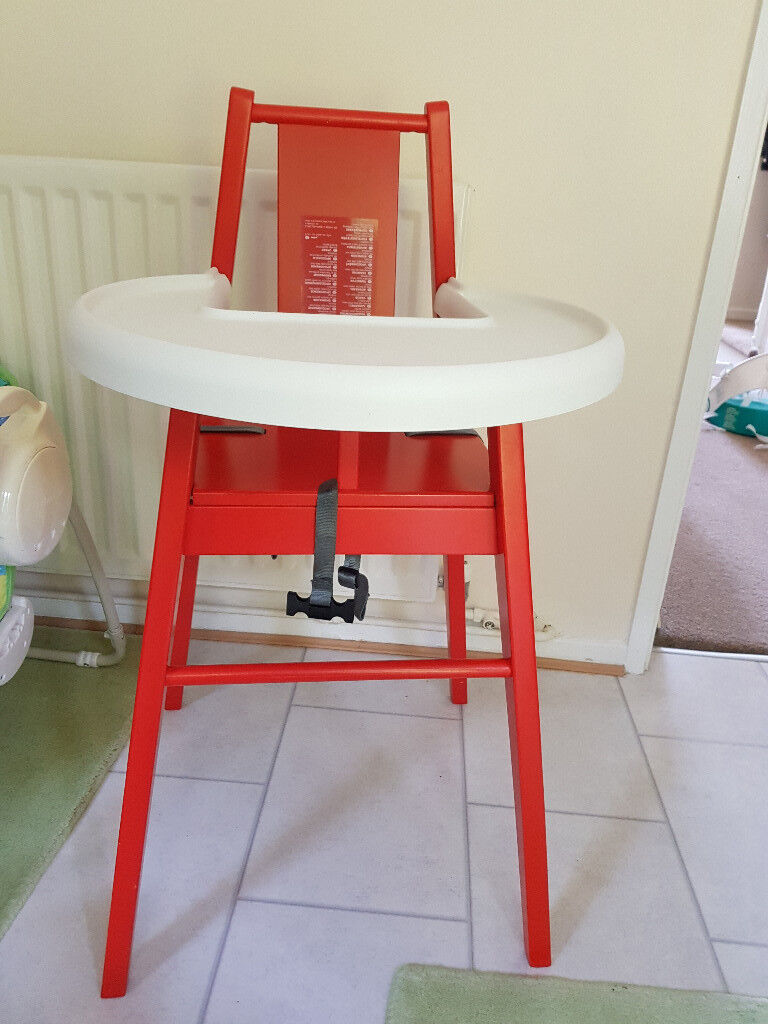 ikea blames high chair with tray in sutton london gumtree