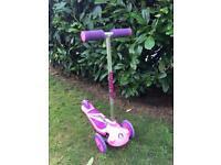 Ping Avigo 3 wheeled Scooter
