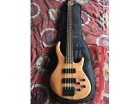 Peavey Grind BXP 4 string bass guitar