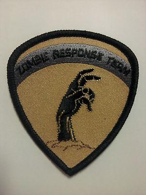 Zombie Response Team (TAN-Zombie Hand Patch)