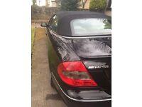 Mercedes-Benz CLK 3.0 CLK280 Sport 7G-Tronic 2dr . Excellent condition. Low price for quick sale.