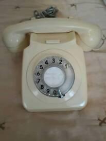Genuine GPO retro Telephone converted