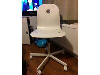 Ikea Swivel Office Chair white