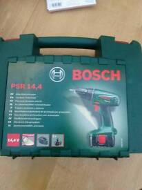 Bosch Cordless Drill.