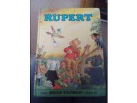 Rupert book 1972 excellent condition