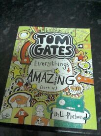 Tom Gates Everthing's Amazing (sort of)