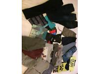 Boys clothes bundle age 6-8 great condition!