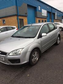 "2005 FORD FOCUS GHIA 1.6L cat "" C "" car"