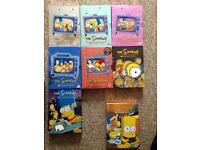 Simpsons, Futurama & PSone