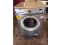 Washer & Dryer HOTPOINT ZWD12270S Good Condition & Fully Working Order
