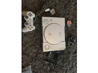 Playstation ps1 original working with all cables