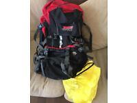 Travel Back Pack 85