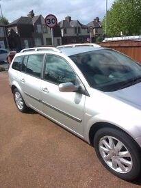 Renault megane 1.4 tourer estate low miles owned in the family for the last 6 years +
