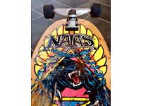 Natas Kaupas skateboard deck full board set up