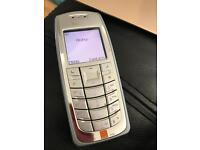Nokia 3120 in Iron Blue - Retro Classic
