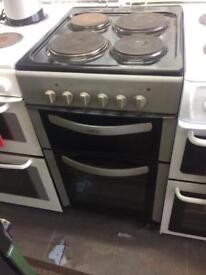 Stainless steel belling 50cm electric cooker grill & oven good condition with guarantee