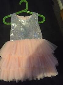 Lovely sparkly baby/toddler dresses