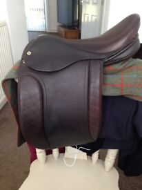 Black Country classic show saddle