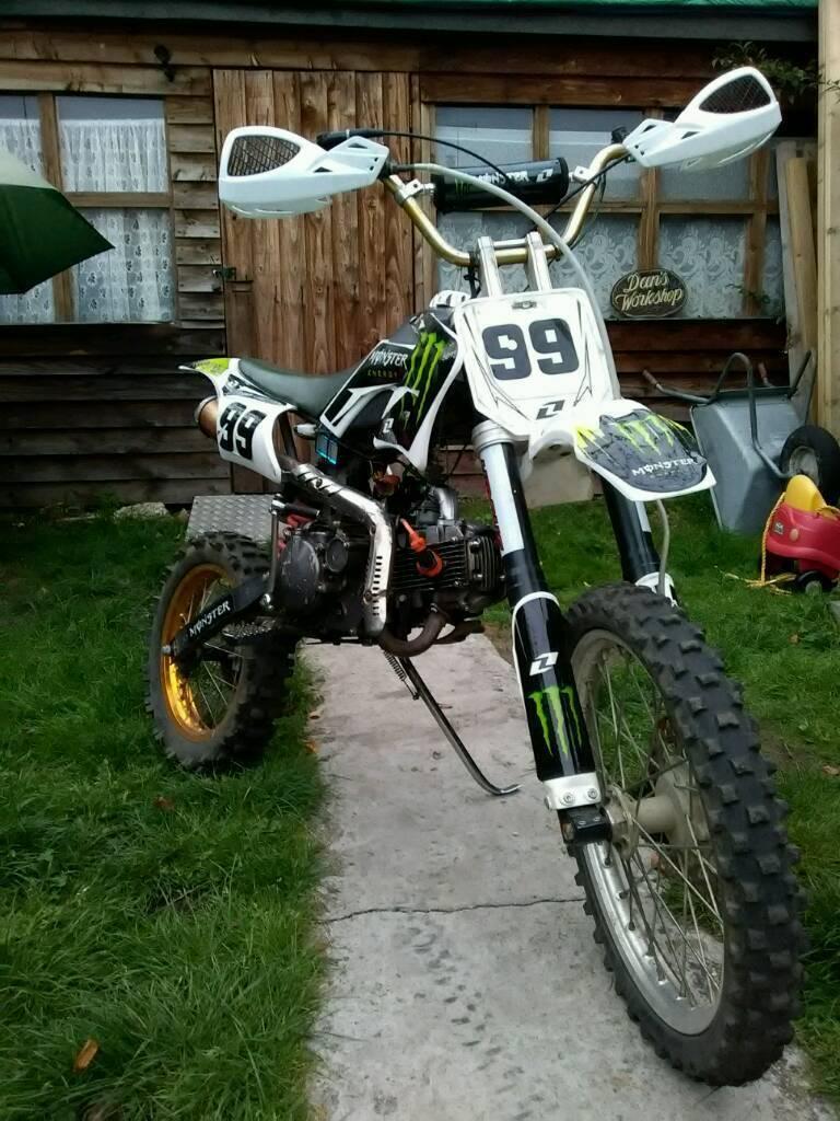 Akuma Assassin 150cc Pit Bike In Ipswich Suffolk Gumtree