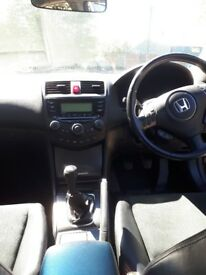 Honda accord sport ictdi 2.2 litre diesal