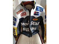 2 motorbike jackets for sale