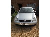 VW Lupo ideal first car or runabout