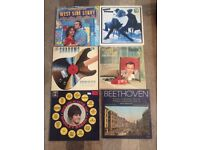 Record Collection - 100+ LPs & 50+ 45s -Pop & Oldies- Jim Reeves, Shirley Bassey, Abba, Tina Turner