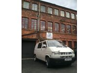 VW T4 2.4 camper/day van. Very good condition great runner
