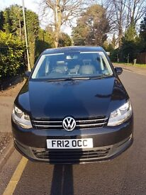 Volkswagen sharan 7 seater for sale Automatic full leather seats nice maintained car