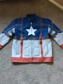 Captain America: First Avenger jacket