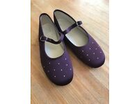 Girls bridesmaid shoes size 1